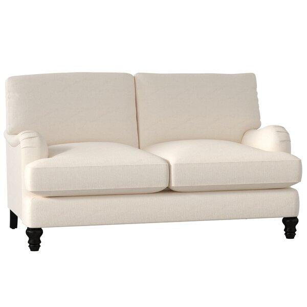 Montgomery Upholstered Loveseat by Birch Lane™ Heritage