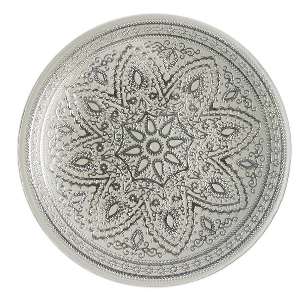 13 Melamine Naya Charger (Set of 2) by ChargeIt! by Jay