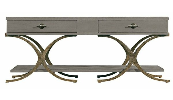 Coffee Table with Storage by Stanley Furniture
