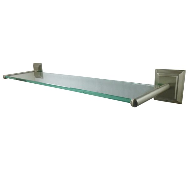 Millennium Wall Shelf by Kingston Brass