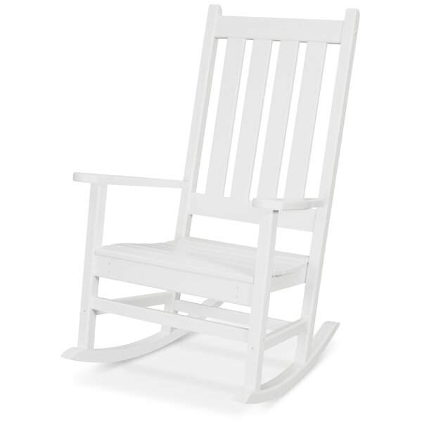 Cape Cod Rocking Chair by Trex Outdoor