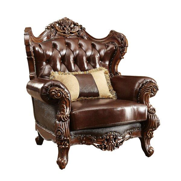 Dourney Club Chair by Astoria Grand