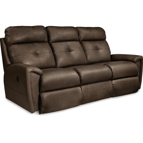 Exellent Quality Douglas Full Reclining Sofa by La-Z-Boy by La-Z-Boy