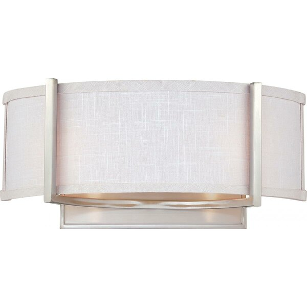 Bouley 2-Light Wall Sconce by Ivy Bronx