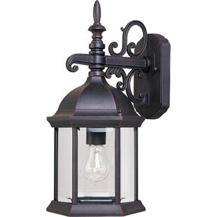 Find Shifflett Outdoor Wall Lantern By Alcott Hill
