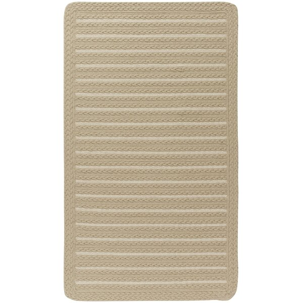 Lyndon Natural Indoor/Outdoor Area Rug by Highland Dunes