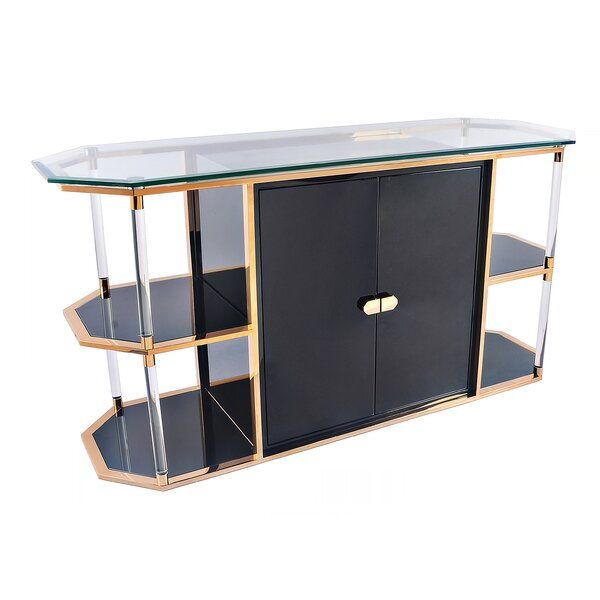 Varossi Sideboard by RMG Fine Imports RMG Fine Imports