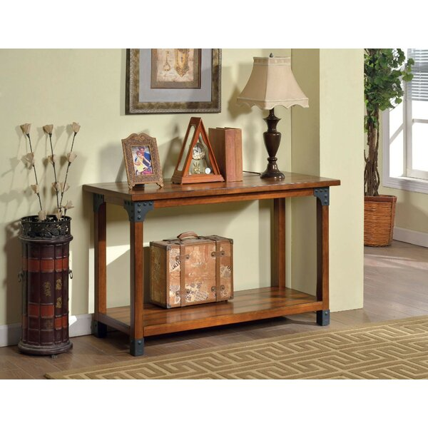 Donaldson Console Table by Millwood Pines