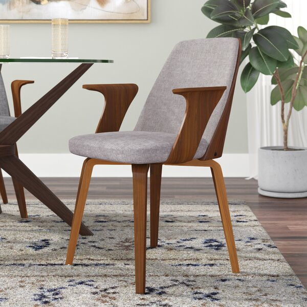 Tignall Upholstered Dining Chair by Langley Street