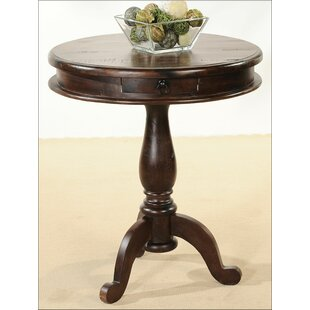 Grand Castle End Table by Aishni Home Furnishings