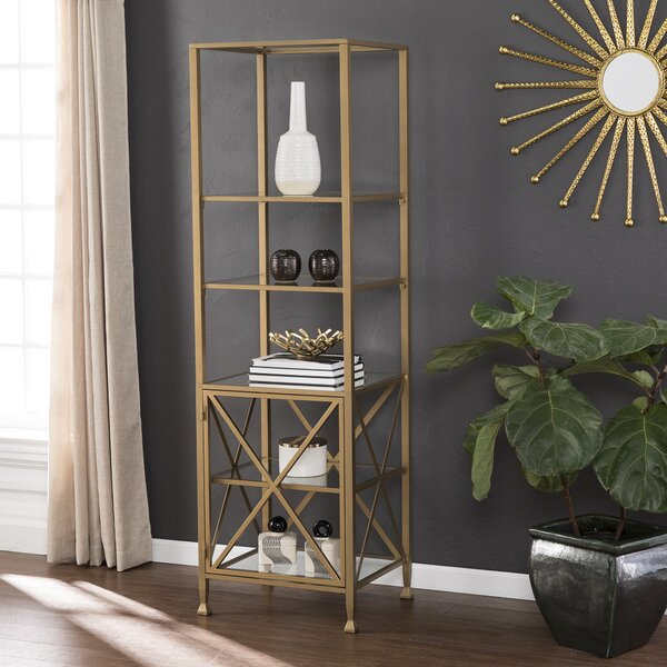 Socorro Etagere Bookcase by Ivy Bronx