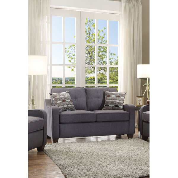 Best Discount Top Rated Lambeth Loveseat by Red Barrel Studio by Red Barrel Studio