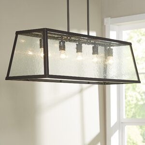 Marlowe 5-Light Kitchen Island Pendant