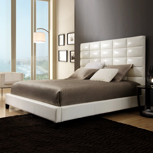 Wauchula Upholstered Standard Bed by Brayden Studio