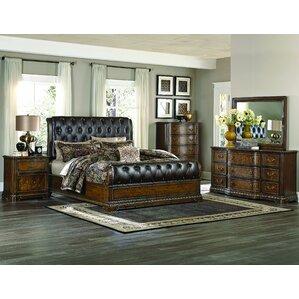 Brompton Lane Sleigh Configurable Bedroom Set