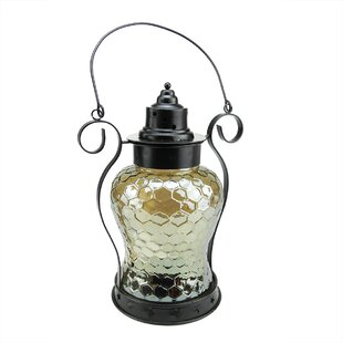 Best Reviews Glass Lantern By Northlight Seasonal