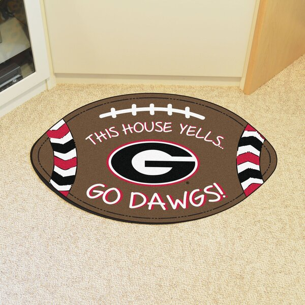 NCAA Georgia Southern Football Doormat by FANMATS
