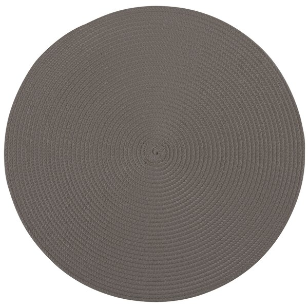 Ziczac Round Placemat (Set of 6) by Tiseco