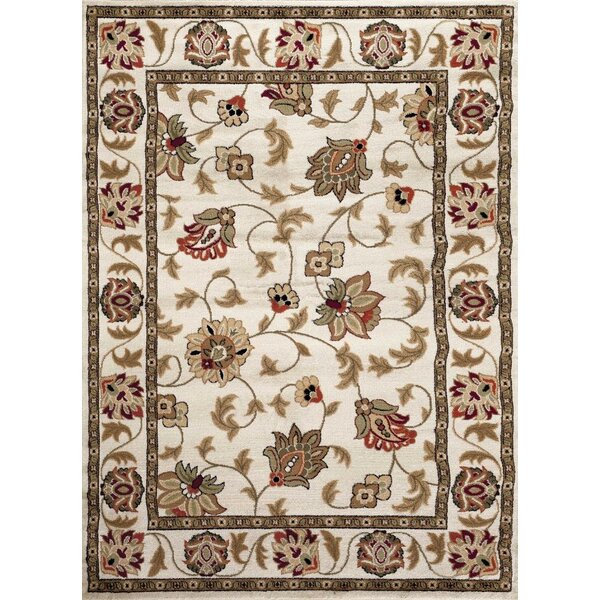 Cream Area Rug by Persian-rugs