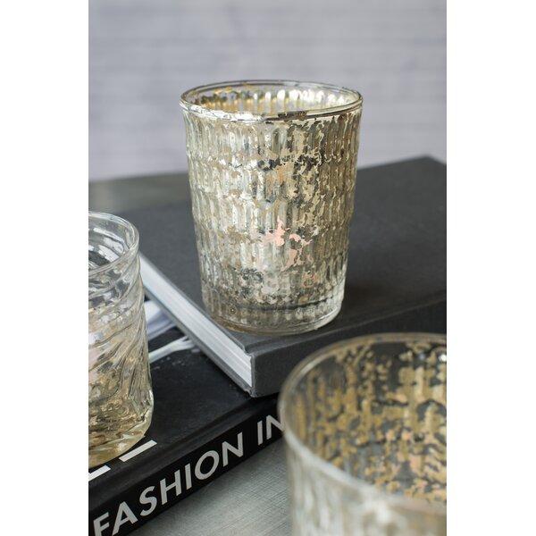 Peregrine Glass Votive by A&B Home