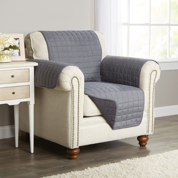 Wayfair Basics Box Cushion Armchair Slipcover by Wayfair Basics™