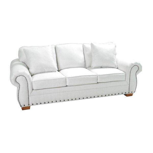 Hutsell Stationary Sofa by Alcott Hill