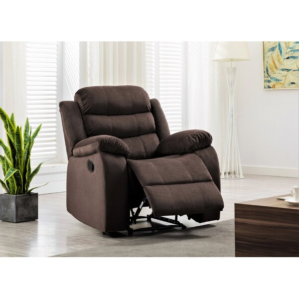 Manrique Manual Recliner By Winston Porter