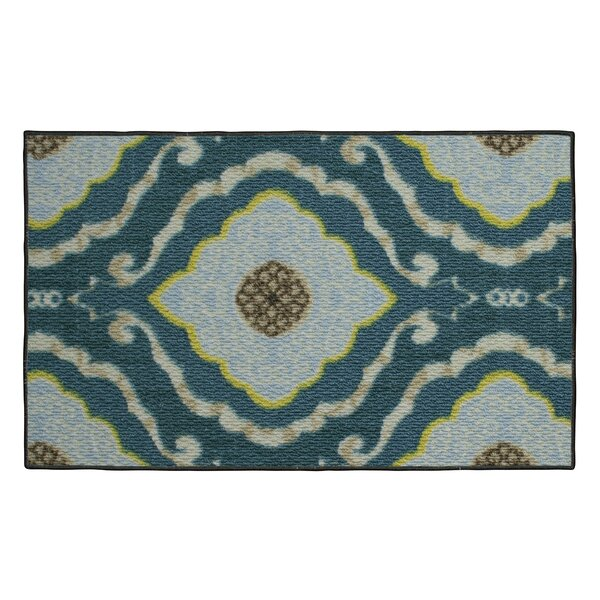 Julianna Blue Area Rug by Structures