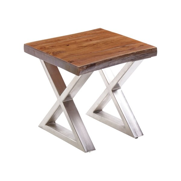 Catanzaro End Table by Brayden Studio Brayden Studio