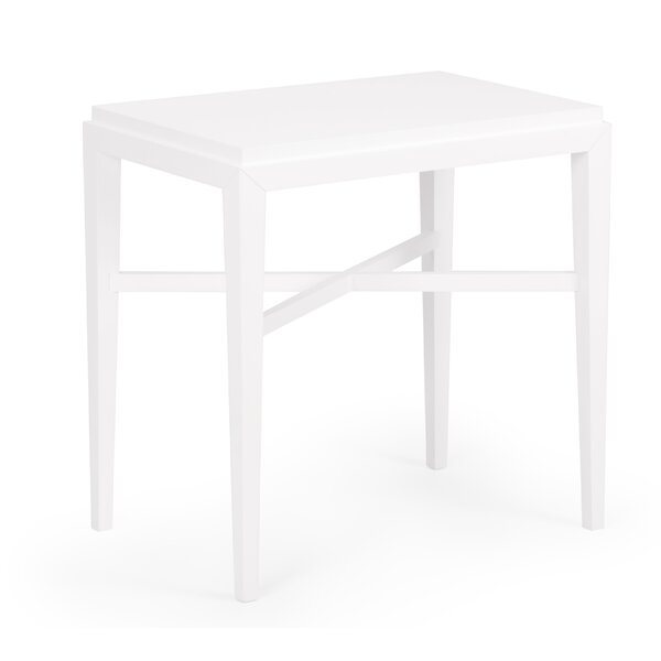 Beveled End Table By Wildwood