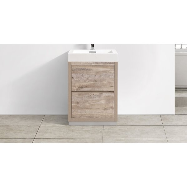 Malakai 24 Single Bathroom Vanity by Wade Logan
