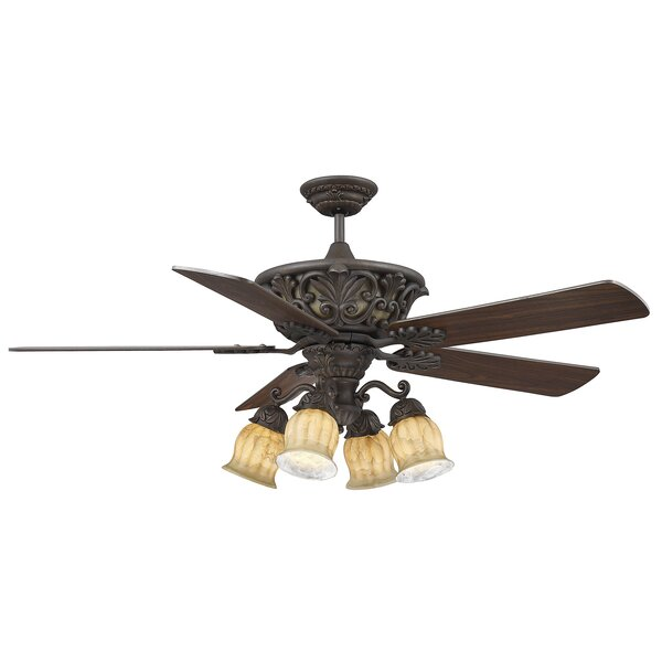 52 Maddison 5-Blade Ceiling Fan by Astoria Grand