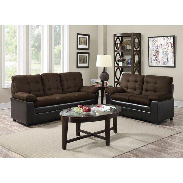 Gist 2 Piece Living Room Set by Ebern Designs