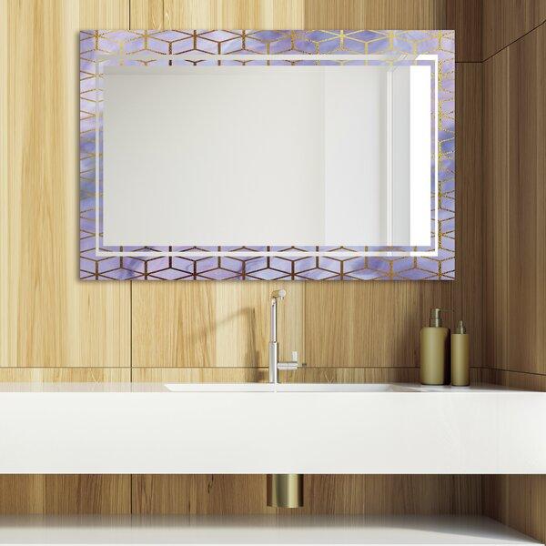 Capital Honeycomb Glam Vanity Mirror