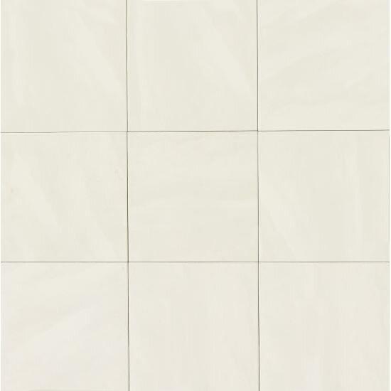 Winslow 18 x 18 Porcelain Field Tile in Matte White by Grayson Martin