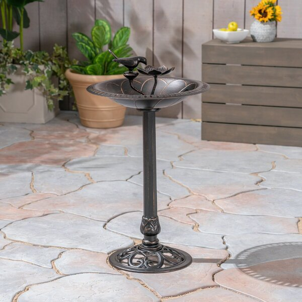 Keith Birdbath by Home Loft Concepts