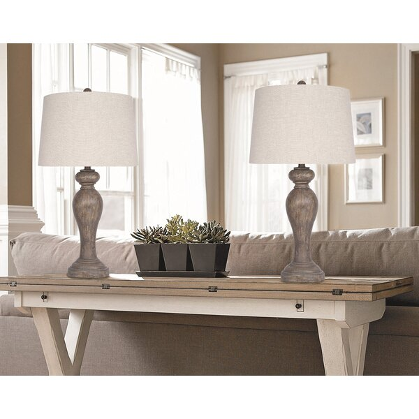 Anissa 32 Table Lamp (Set of 2) by Gracie Oaks