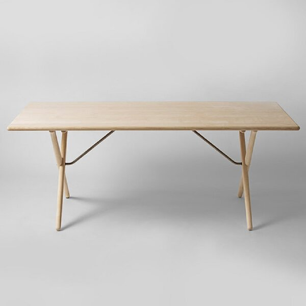 Rahma Dining Table By Ebern Designs