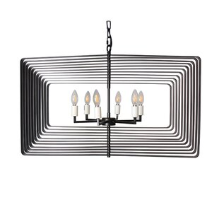 Bargain Luther 6-Light Candle-Syle Chandelier ByMercer41