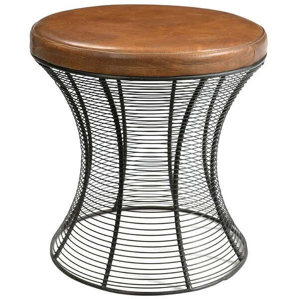 Heiman Accent Stool by Williston Forge