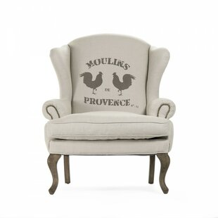 Kelkar Wingback Chair