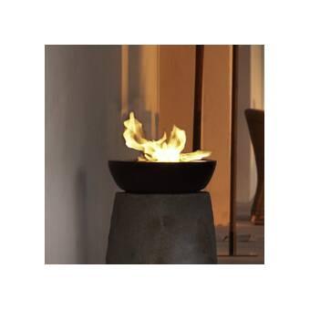 Blomus Fuoco Gel Fuel Tabletop Fireplace Reviews Wayfair Ca