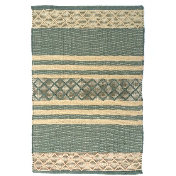 Atlas Basil/Tan Area Rug by Artim Home Textile