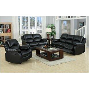 Corvin Reclining Configurable Living Room Set by Red Barrel Studio®