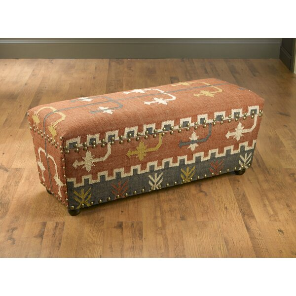 Armijo Upholstered Storage Bench by Bloomsbury Market