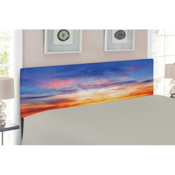 Landscape Upholstered Panel Headboard By East Urban Home Wonderful