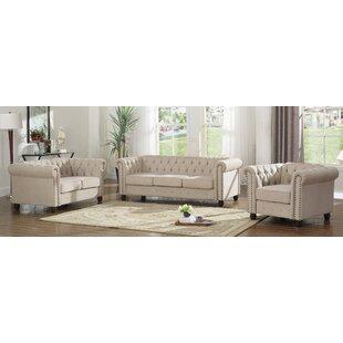 Howington Living Room Set by Alcott Hill®