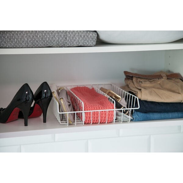 3.5 H x 15 W x 12 D Drawer Organizer (Set of 6) by IRIS USA, Inc.