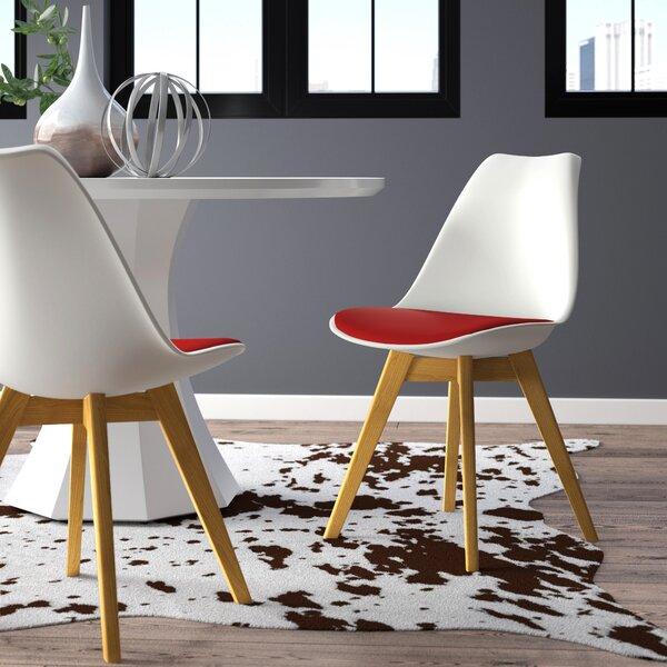 Dakota Upholstered Dining Chair (Set of 2) by Wade Logan