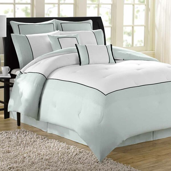 Hotel 8 Piece Comforter Set by Soho New York